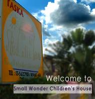 Welcome to Small Wonder Children's House